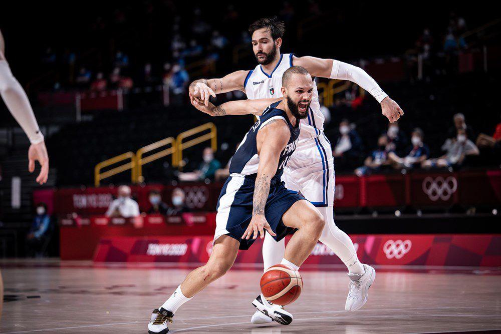 Jeux Olympiques : la France file en demi-finale en battant difficilement l'Italie
