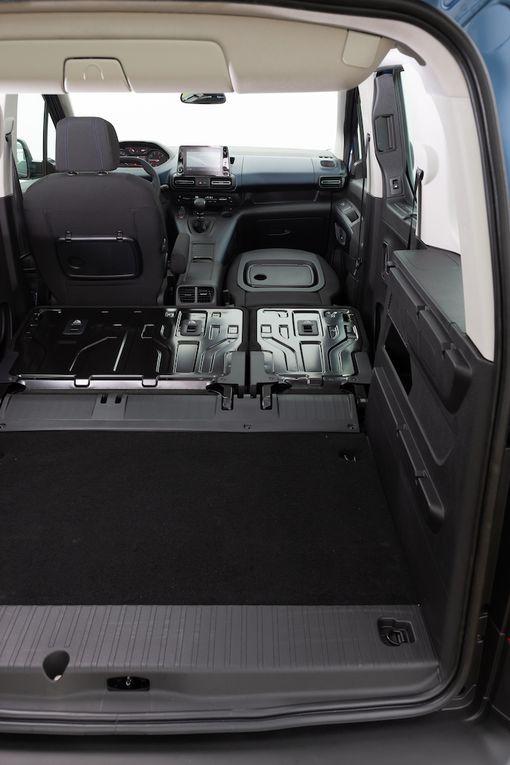 PEUGEOT RIFTER, un véhicule typé SUV pour toute la famille