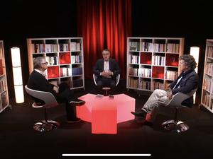 Michel Onfray - Les idées à l'endroit (TV Liberté) - 30.05.2021