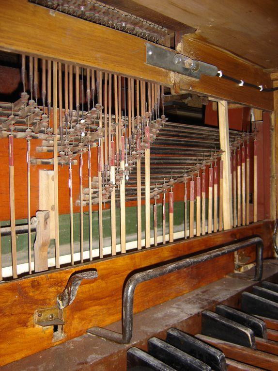 Album - Eglise Sainte Jeanne-d'Arc, l'orgue de tribune