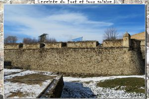 Citadelle de Mont-Louis...