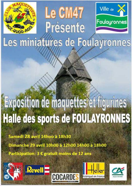 Album 30 Foulayronnes avril 2018