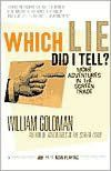 Online free textbooks download Which Lie Did I