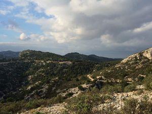 Calenques de Marseille, visions plurielles sur la mer, le ciel, la lumière, Cl.Claire Poulain 01012017