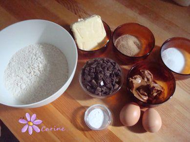 Cookies chocolat-spéculoos