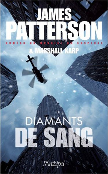 Diamants de sang James Patterson Marshall Karp