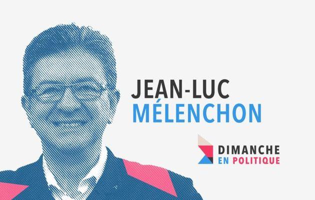 France 3 : « Dimanche en politique » avec Jean-Luc Mélenchon le 11 mars