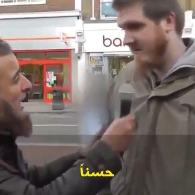 شاب مسيحي يسلم بعد ان رأى النبي صلى الله عليه وسلم في المنام