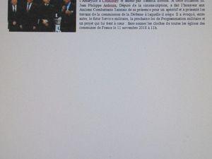 Documents reçus de Michel Noizet que nous remercions pour son envoi.