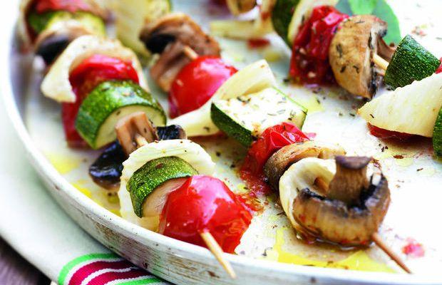 15 recettes au barbecue à moins de 300 calories