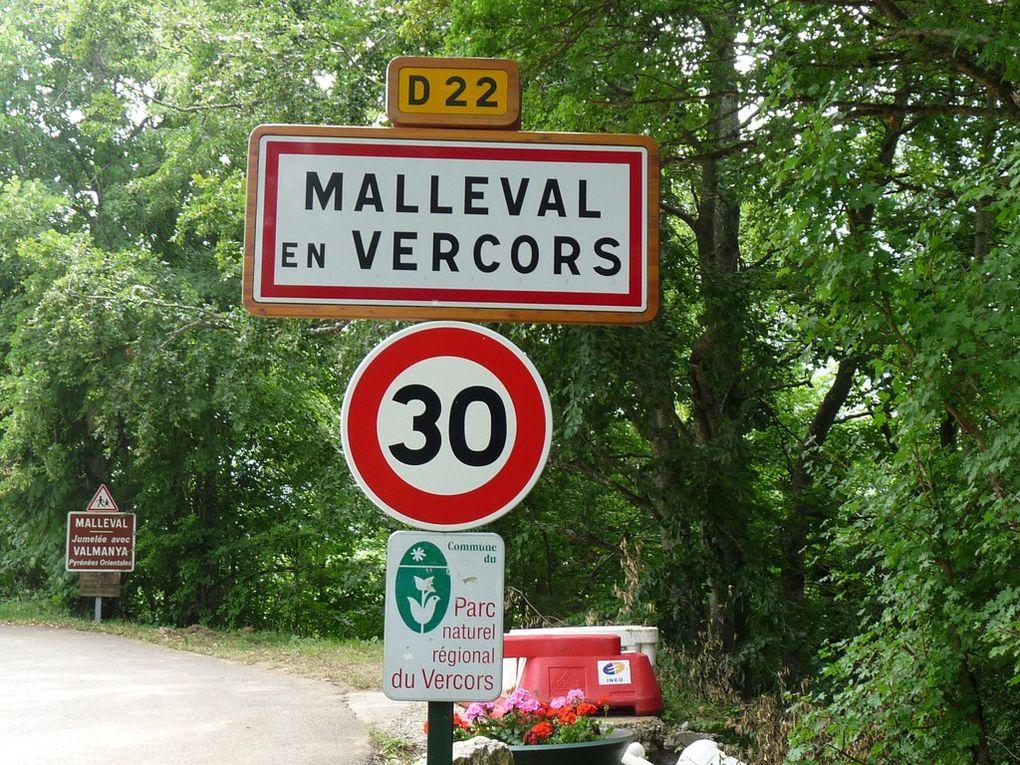 MALLEVAL EN VERCORS