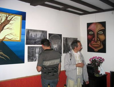Exposition Galerie N°9