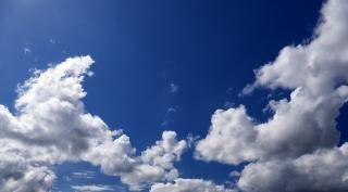Meteo ciel bleu