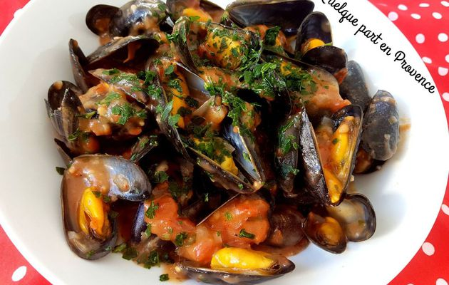 MOULES A LA BORDELAISE