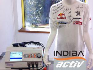 INDIBA activ accompagne la Team Peugeot Sport au Rallye Dakar !
