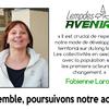 Portrait d'une candidate : Fabienne Laroudie