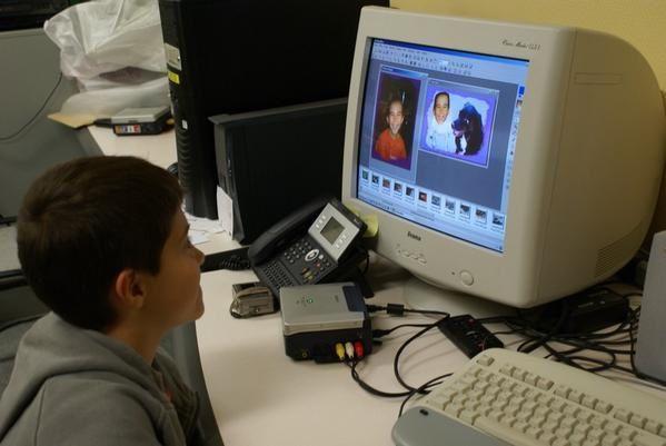 Ateliers photo et vidéo dans le cadre des Estivales du Cyber Espace