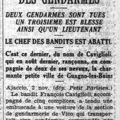 Mauvaise pub pour Guagno-les-Bains. N°5: la revanche de Balogna