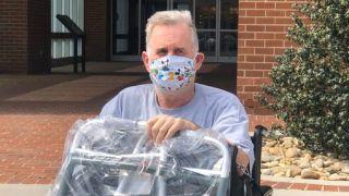 COVID-19 : dépisteur des Pistons, Maury Hanks rentre chez lui après 9 jours sous respirateur