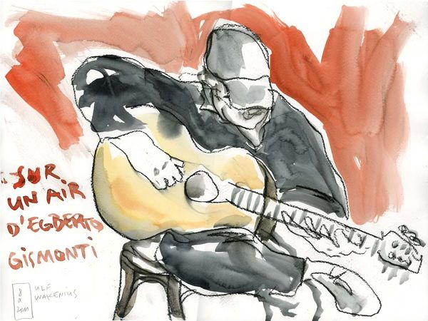 Youn Sun Nah duo (Lagny jazz festival, 8 octobre 2011)