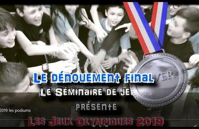 Jeux Olympiques : La vidéo finale