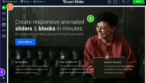 Smart Slider is the most advanced slider,carousel and block creation tool for WordPress