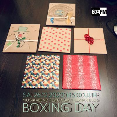 MUSIKABEND feat. Alan Lomax Blog am 26.12.2020 – Boxing Day