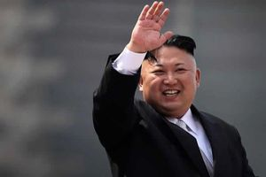 North Koreans oblivious to failed missile launch as they celebrate Day of the Sun
