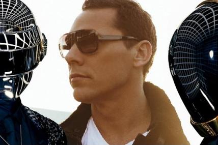 """Tiësto: c'est juste """"cool"""" d'écouter Daft Punk !"""