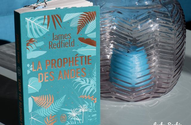 La prophétie des Andes de James Redfield, collector J'ai Lu