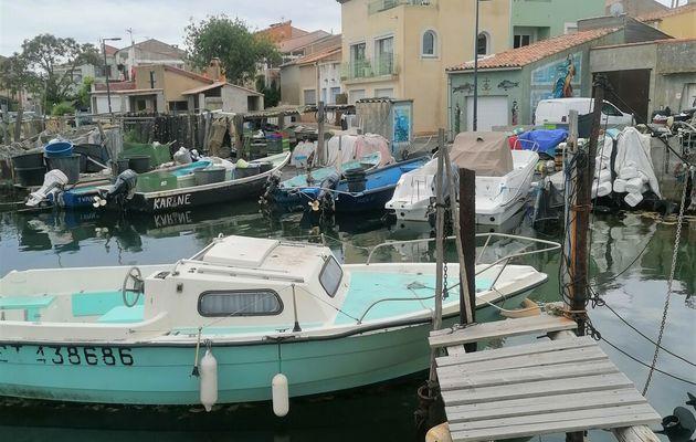 La Pointe courte, l'enclave pittoresque de Sète