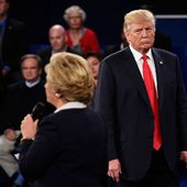 Danny Elfman Composed a Horror Movie Score for Donald Trump's Debate Lurking - OOKAWA Corp.