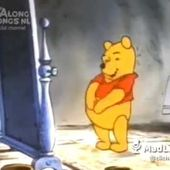 Winnie l'ourson en confinement