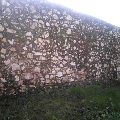 Couvertine à façon de 45 mètres