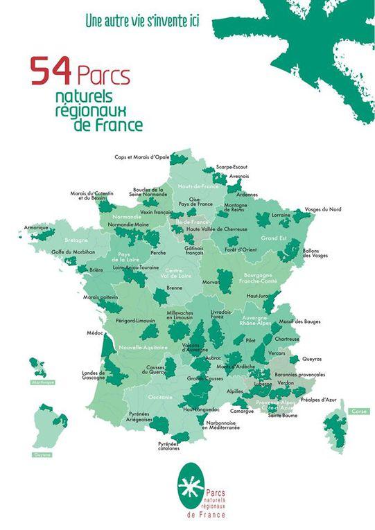 Réunion présentation : Parc Naturel Régional