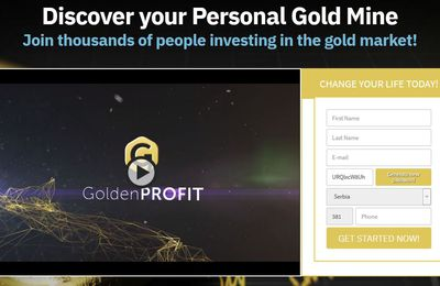 The Golden Profit Reviews - Legit Trading Platform or Just Another Scam? *Must Read*