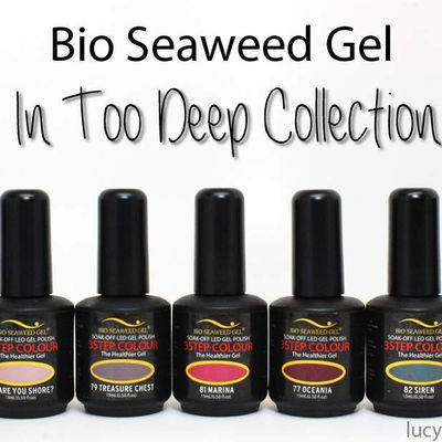 Review: Bio Seaweed Gel - In Too Deep Collection