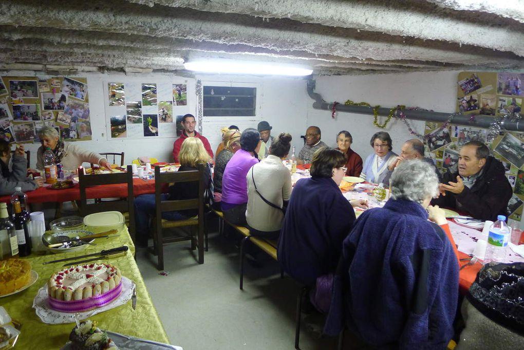 Repas de Noël de l'association