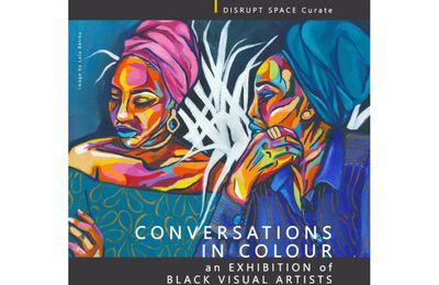 Conversations in COLOURS by emerging Black Visual Artists, Brixton, 11 to 13 October 2019