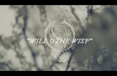"La nouvelle lyrics video d'OPETH ""Will O the Wisp"" issu du nouvel album ""Sorcerers"""