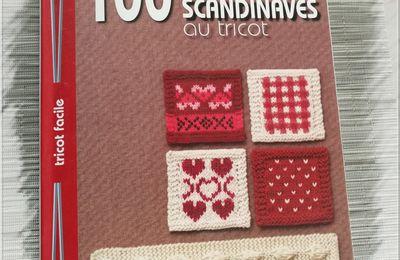 100 Motifs scandinaves au tricot des éditions de saxes