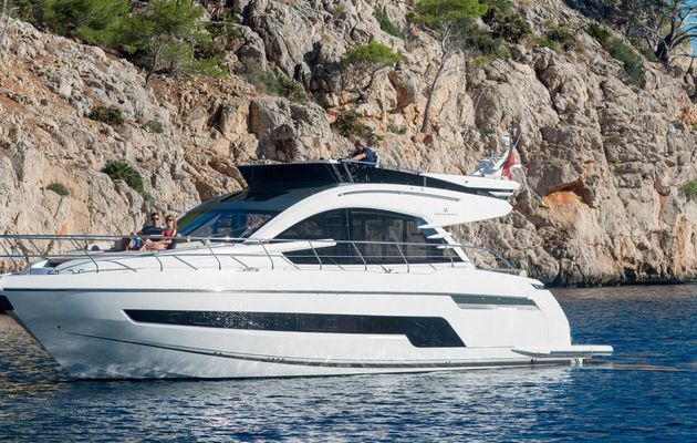 3rd investor in 5 years for Fairline Yachts