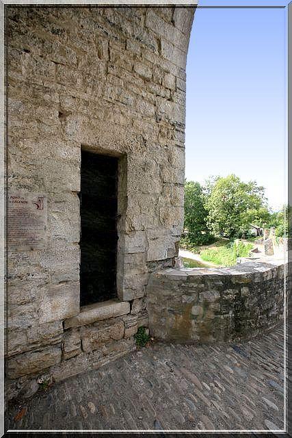 Diaporama pont fortifié - Sauveterre de Béarn