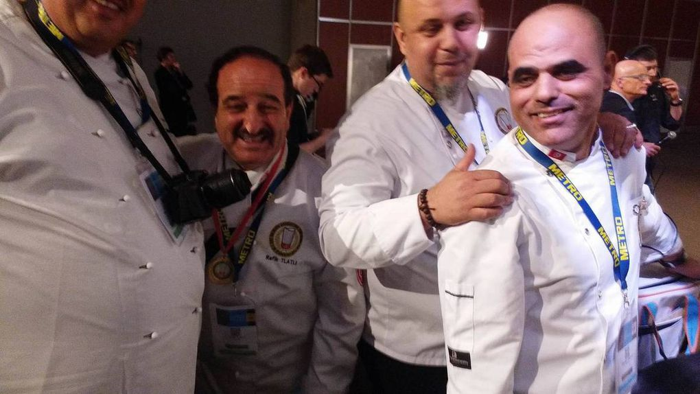En Direct du Bocuse d'Or Europe à Budapest : nos chefs tunisiens de la Team Tunisie !