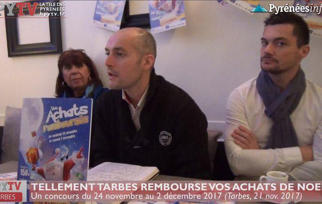 Le jeu de Noël de Tellement Tarbes (21 nov 2017) | HPyTv La Télé de Tarbes