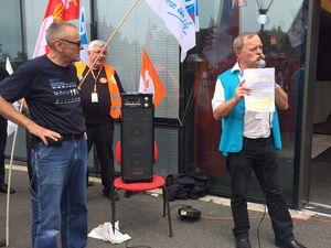 26 mai : journée historique de grève et de protestation chez IBM suivie par plus de 1000 personnes sur toute la france