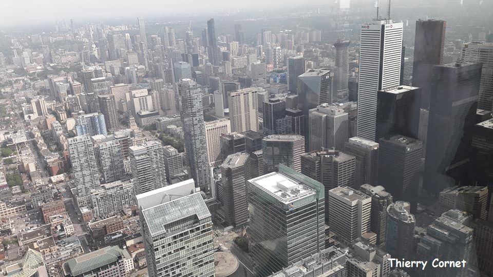 Un château sur le Saint-Laurent, et Toronto