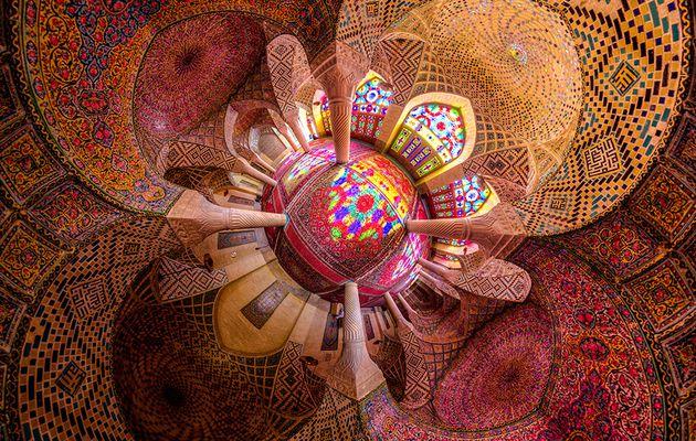 Une ascension plutôt qu'un chemin d'évolution douloureux. L'Islam des Soufis. Henry Corbin.
