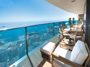 5 photos de l'appartement le plus cher du monde, à Monaco