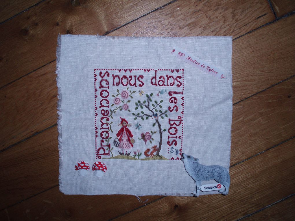 Album - Mes-réalisations-brodées (suite)